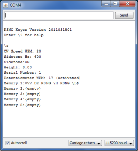 Arduino Cw Keyer Radio Artisan Autos Post